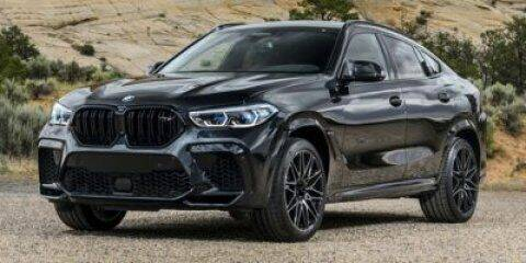 2021 BMW X6 M for sale at Park Place Motor Cars in Rochester MN