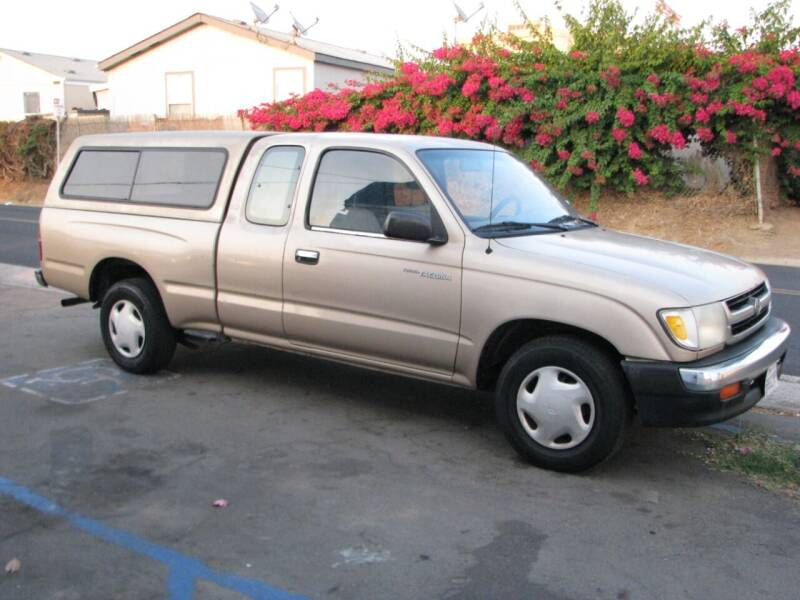1998 Toyota Tacoma for sale at M&N Auto Service & Sales in El Cajon CA