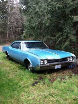 1966 Oldsmobile Eighty-Eight for sale at Haggle Me Classics in Hobart IN