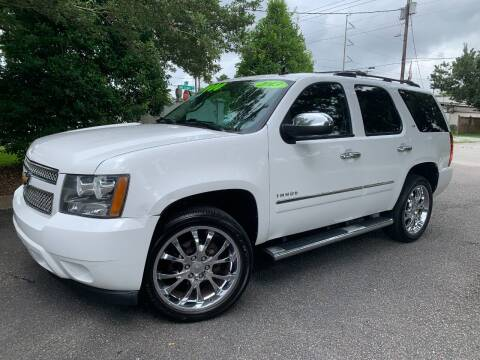 2013 Chevrolet Tahoe for sale at Seaport Auto Sales in Wilmington NC