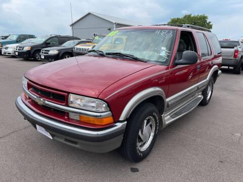 1998 Chevrolet Blazer for sale at De Anda Auto Sales in South Sioux City NE
