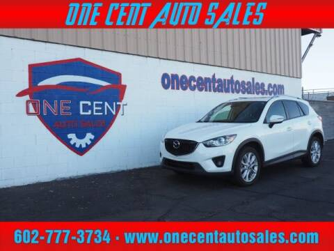 2015 Mazda CX-5 for sale at One Cent Auto Sales in Glendale AZ