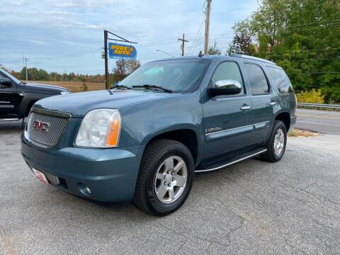 2008 GMC Yukon for sale at Dubes Auto Sales in Lewiston ME