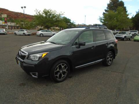2016 Subaru Forester for sale at Team D Auto Sales in Saint George UT
