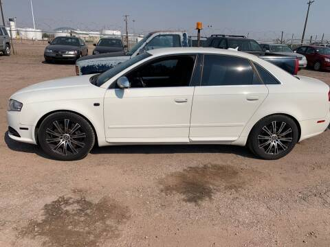 2005 Audi S4 for sale at PYRAMID MOTORS - Fountain Lot in Fountain CO