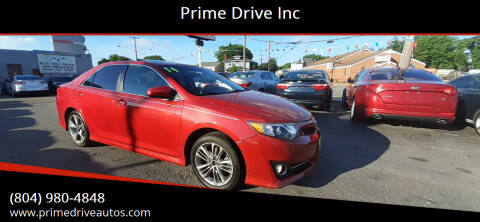 2014 Toyota Camry for sale at Prime Drive Inc in Richmond VA