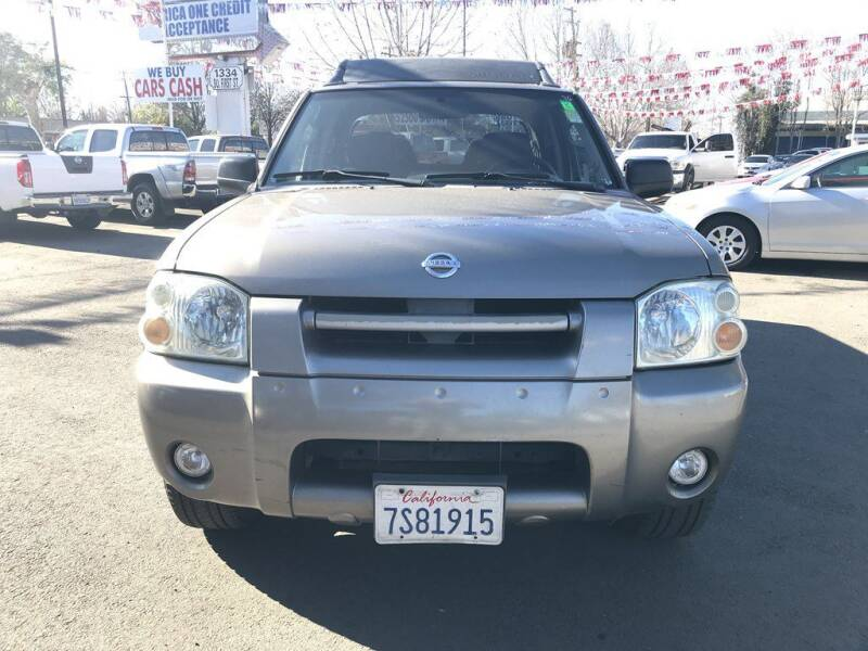 2004 Nissan Frontier for sale at EXPRESS CREDIT MOTORS in San Jose CA