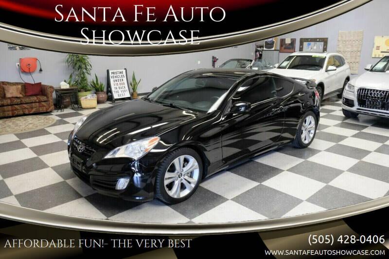 2012 Hyundai Genesis Coupe for sale at Santa Fe Auto Showcase in Santa Fe NM