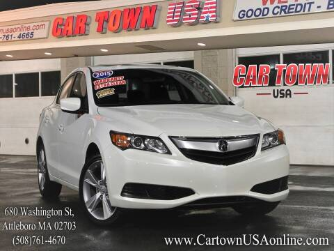 2015 Acura ILX for sale at Car Town USA in Attleboro MA