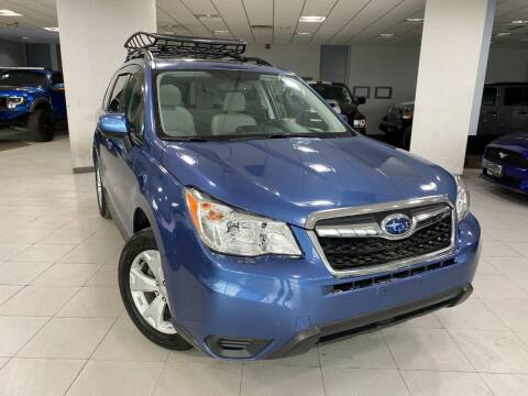 2015 Subaru Forester for sale at Auto Mall of Springfield in Springfield IL