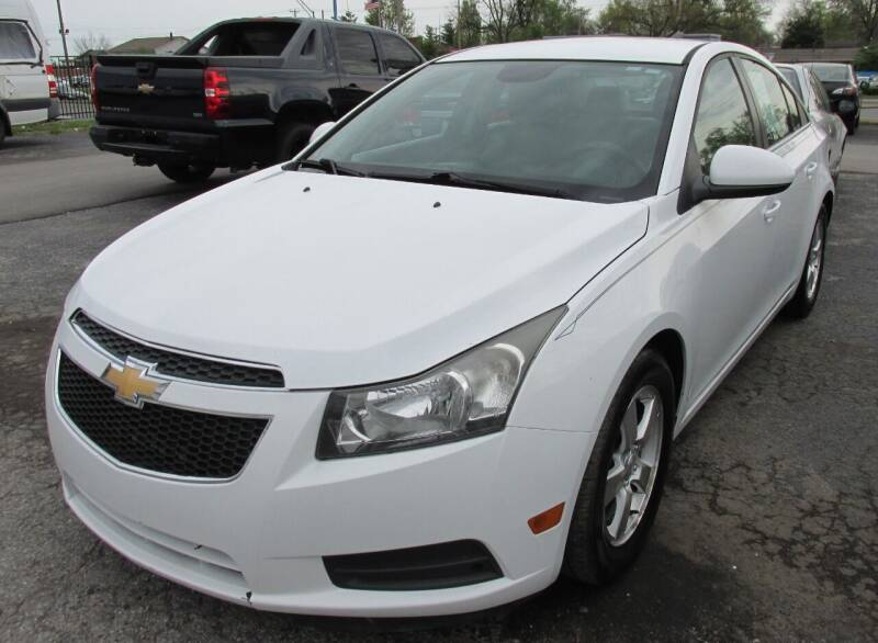 2013 Chevrolet Cruze for sale at Express Auto Sales in Lexington KY