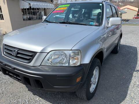 2000 Honda CR-V for sale at JM Auto Sales in Shenandoah PA