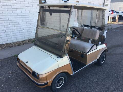 1989 89 Golf Cart Club Car for sale at FAMILY AUTO SALES in Sun City AZ