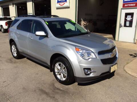 2015 Chevrolet Equinox for sale at TRI-STATE AUTO OUTLET CORP in Hokah MN