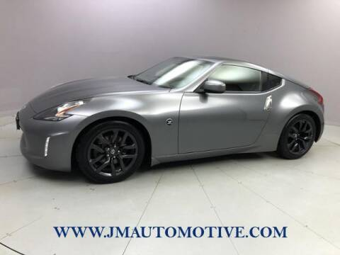 2018 Nissan 370Z for sale at J & M Automotive in Naugatuck CT