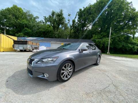 2014 Lexus GS 350 for sale at Tennessee Valley Wholesale Autos LLC in Huntsville AL