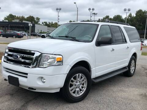 2011 Ford Expedition EL for sale at Carterra in Norfolk VA