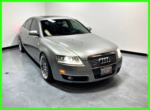 2006 Audi A6 for sale at AMG Auto Sales in Rancho Cordova CA