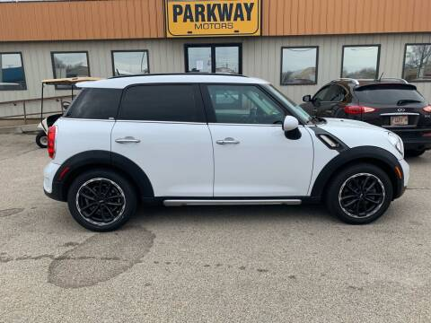 2015 MINI Countryman for sale at Parkway Motors in Springfield IL