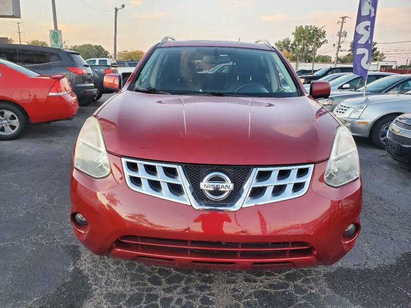 2013 Nissan Rogue for sale at North Chicago Car Sales Inc in Waukegan IL