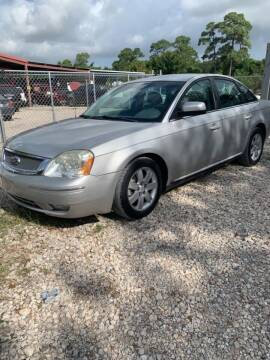 2007 Ford Five Hundred for sale at H-Town Elite Auto Sales in Houston TX