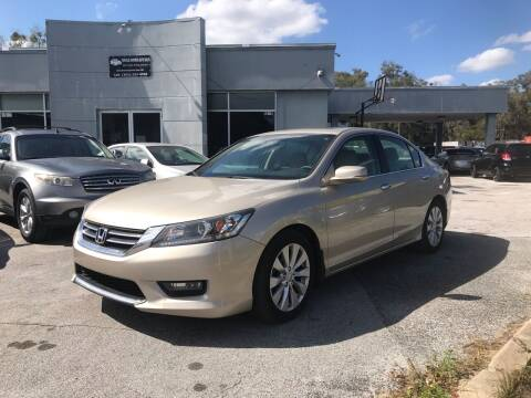 2015 Honda Accord for sale at Popular Imports Auto Sales in Gainesville FL