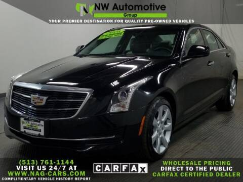 2016 Cadillac ATS for sale at NW Automotive Group in Cincinnati OH