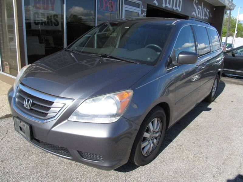2010 Honda Odyssey for sale at Arko Auto Sales in Eastlake OH