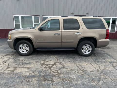 2007 Chevrolet Tahoe for sale at Hill Motors in Ortonville MN