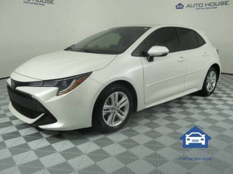 2019 Toyota Corolla Hatchback for sale at MyAutoJack.com @ Auto House in Tempe AZ