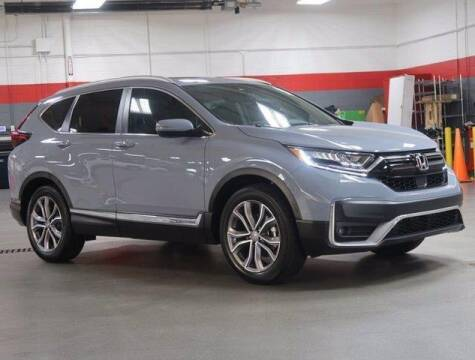 2021 Honda CR-V for sale at CU Carfinders in Norcross GA