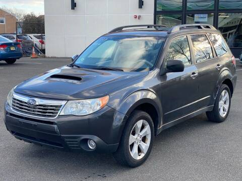 2009 Subaru Forester for sale at MAGIC AUTO SALES in Little Ferry NJ