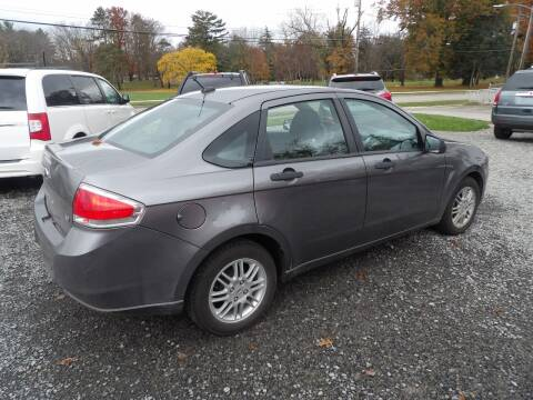 2010 Ford Focus for sale at English Autos in Grove City PA