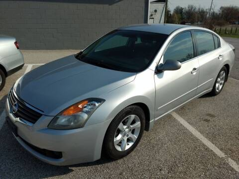 2009 Nissan Altima for sale at CarZip in Indianapolis IN