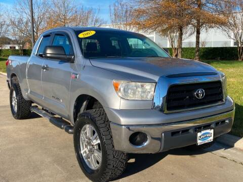 2007 Toyota Tundra for sale at UNITED AUTO WHOLESALERS LLC in Portsmouth VA