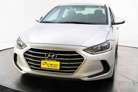 2017 Hyundai Elantra for sale at AUTOMAXX MAIN in Orem UT