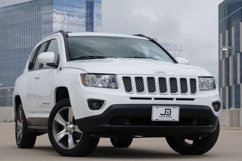 2017 Jeep Compass for sale at JD MOTORS in Austin TX