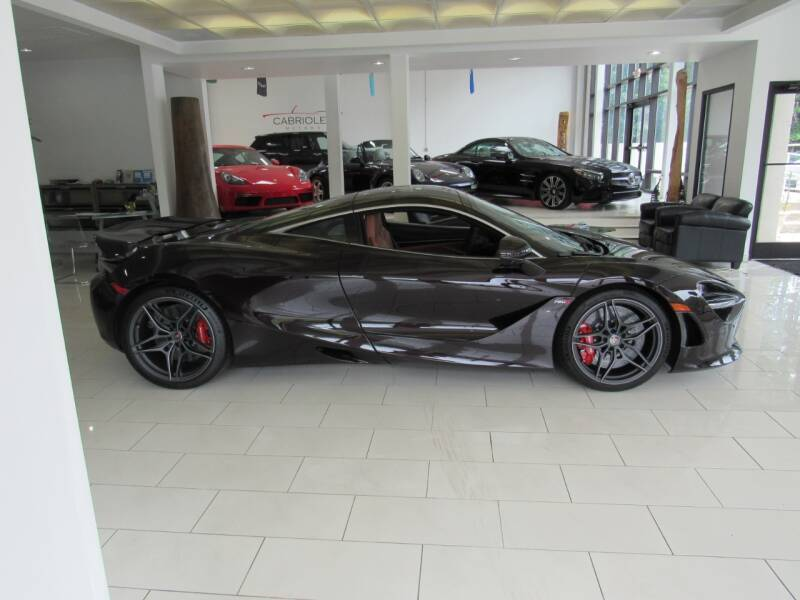 2018 McLaren 720S for sale at Cabriolet Motors in Morrisville NC