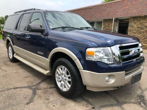 2008 Ford Expedition EL for sale at Approved Motors in Dillonvale OH