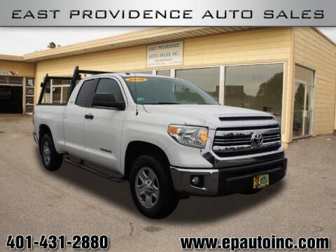 2016 Toyota Tundra for sale at East Providence Auto Sales in East Providence RI