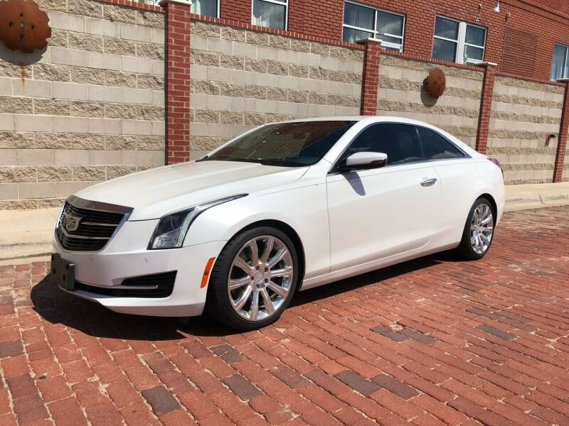 2016 Cadillac ATS for sale at Beaton's Auto Sales in Amarillo TX