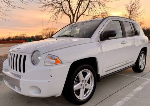 2010 Jeep Compass for sale at Driveline Auto Solution, LLC in Wylie TX