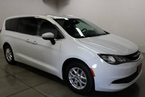 2017 Chrysler Pacifica for sale at Bob Clapper Automotive, Inc in Janesville WI