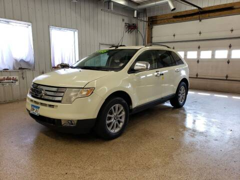 2007 Ford Edge for sale at Sand's Auto Sales in Cambridge MN