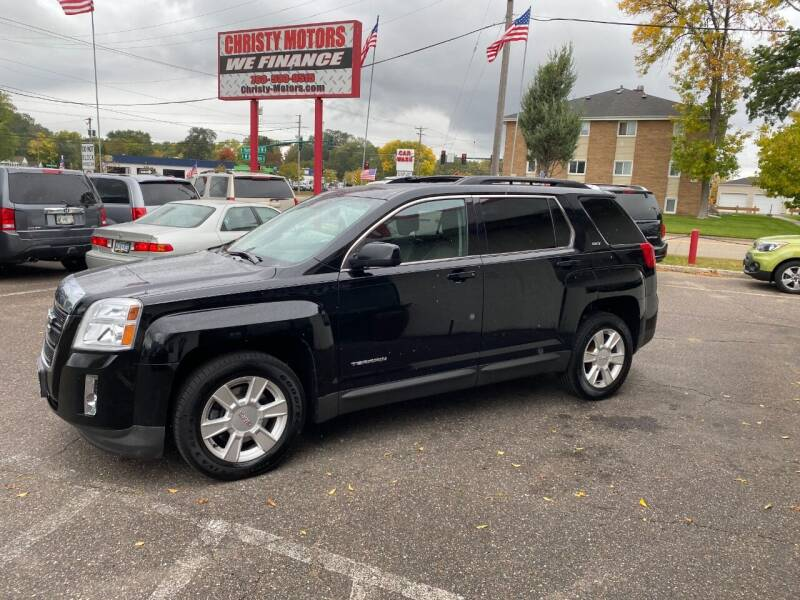 2012 GMC Terrain for sale at Christy Motors in Crystal MN