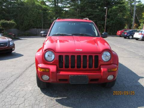 2004 Jeep Liberty for sale at Mid - Way Auto Sales INC in Montgomery NY