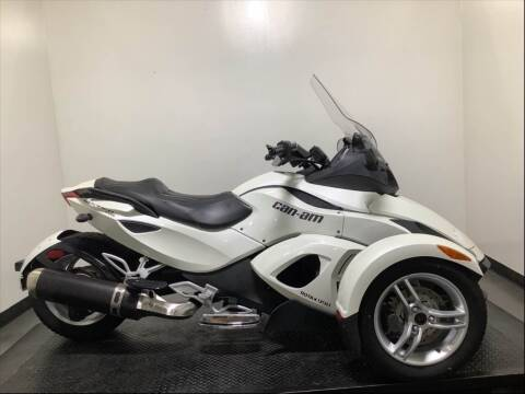 2012 Can-Am SPYDER RS SE5 for sale at Eastside Auto Sales in El Paso TX