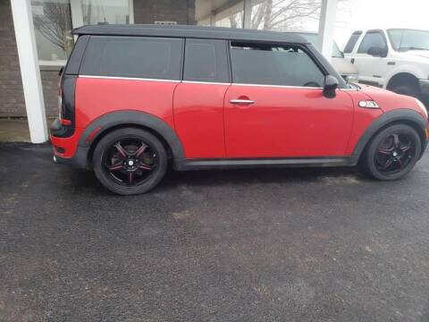 2008 MINI Cooper Clubman for sale at Geareys Auto Sales of Sioux Falls, LLC in Sioux Falls SD