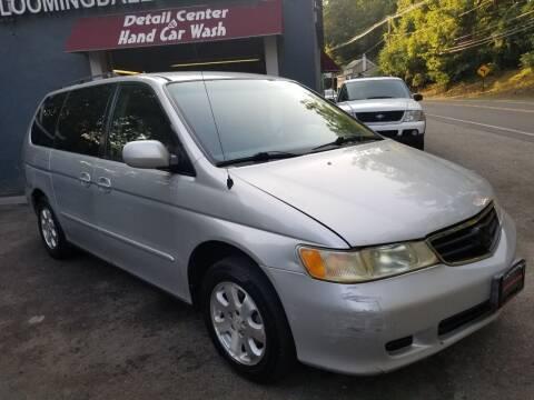 2004 Honda Odyssey for sale at Bloomingdale Auto Group in Bloomingdale NJ
