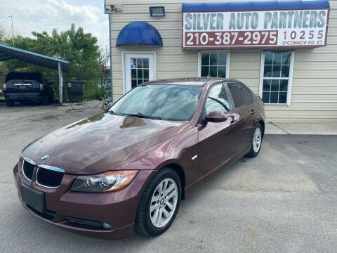 2007 BMW 3 Series for sale at Silver Auto Partners in San Antonio TX